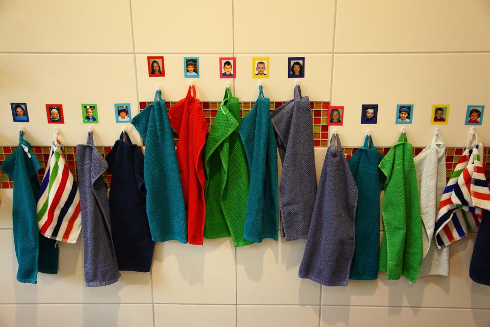 Fotogalerie kita und kinderkrippe sowie kindergarten for Garderobe kindergarten